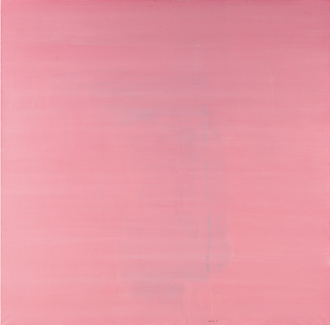 Large pink canvas